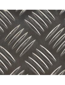 Aluminium strié