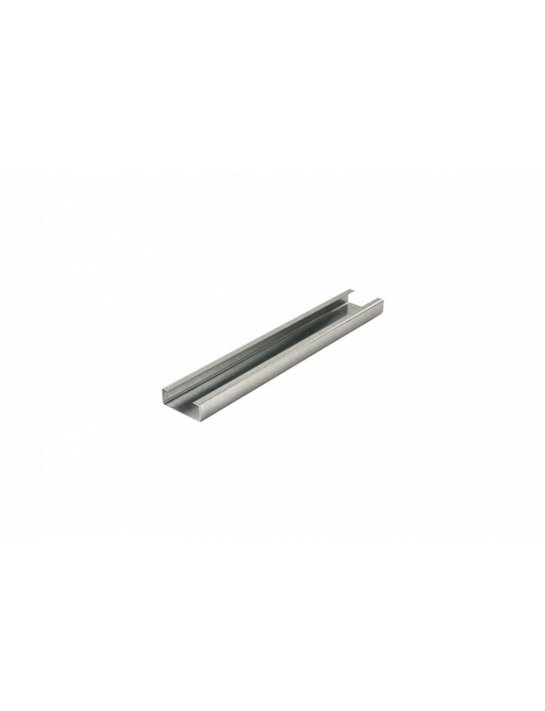 Profilé C en acier galvanisé